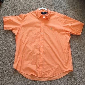 Polo by Ralph Lauren casual collared shirt